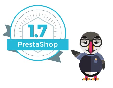 What is new in PrestaShop 1.7?