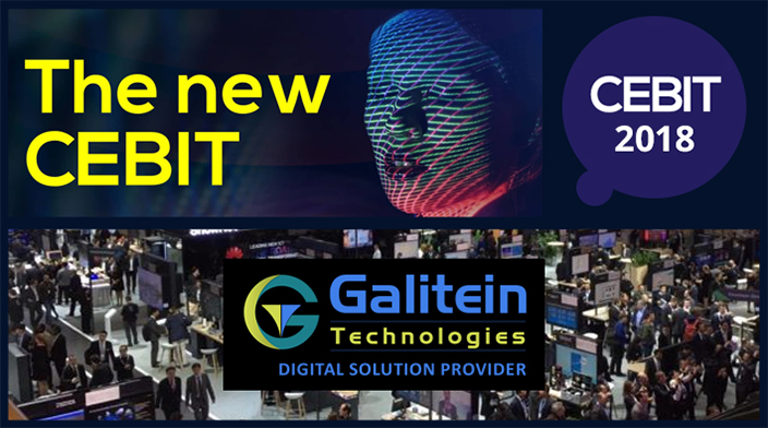 Attended CeBIT Global-2018 Summit
