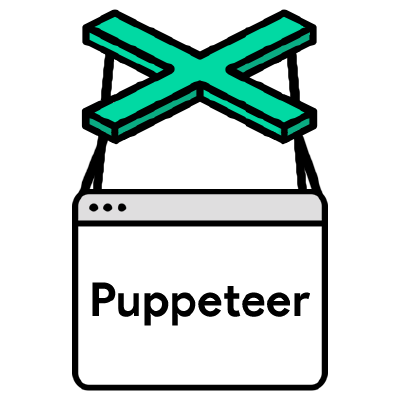 Session Management via Puppeteer